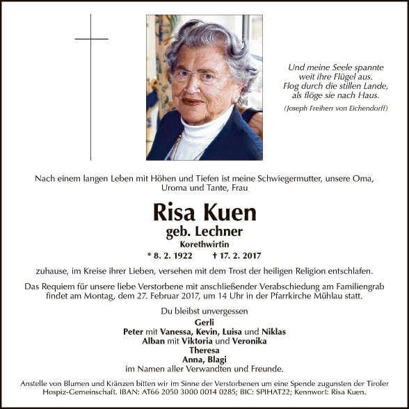 Theresia Kuen