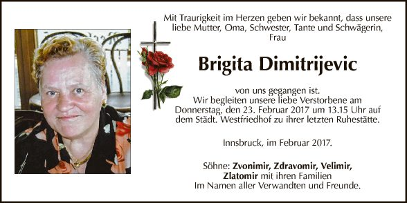 Brigitta Dimitrijevic