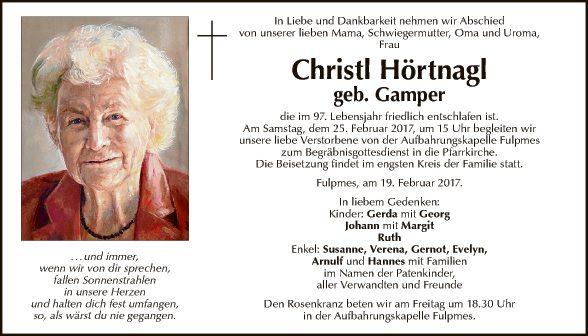 Christl Hörtnagl