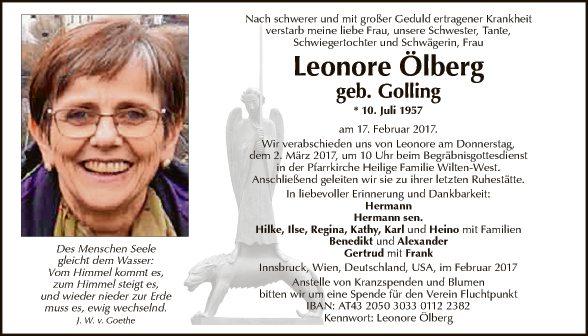 Leonore Ölberg