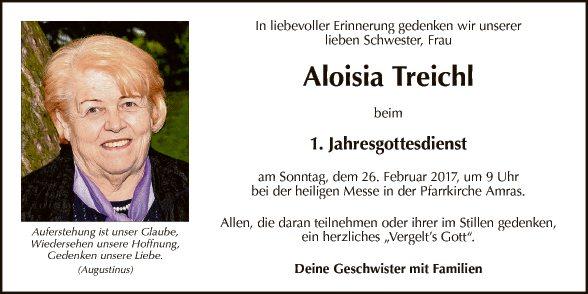 Aloisia Treichl