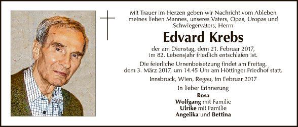 Edvard Krebs