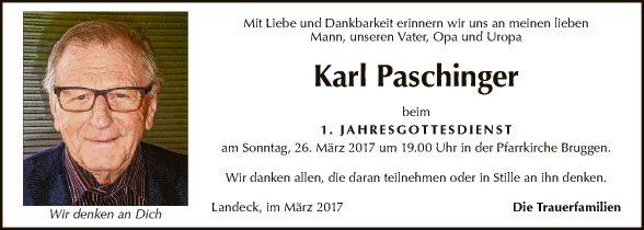 Karl Paschinger