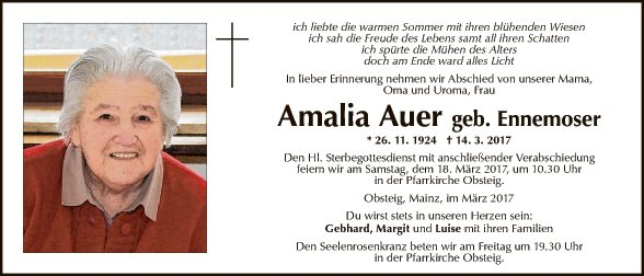 Amalia Auer