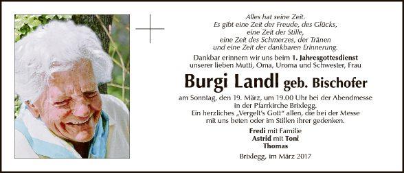 Burgi Landl