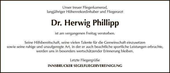 Dr. Herwig Phillipp