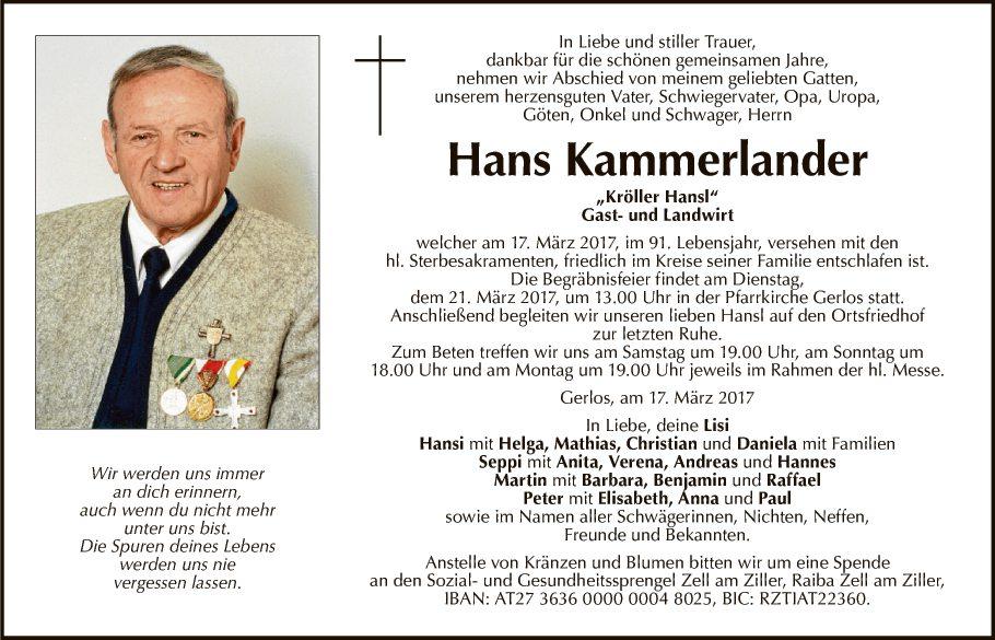 Hans Kammerlander