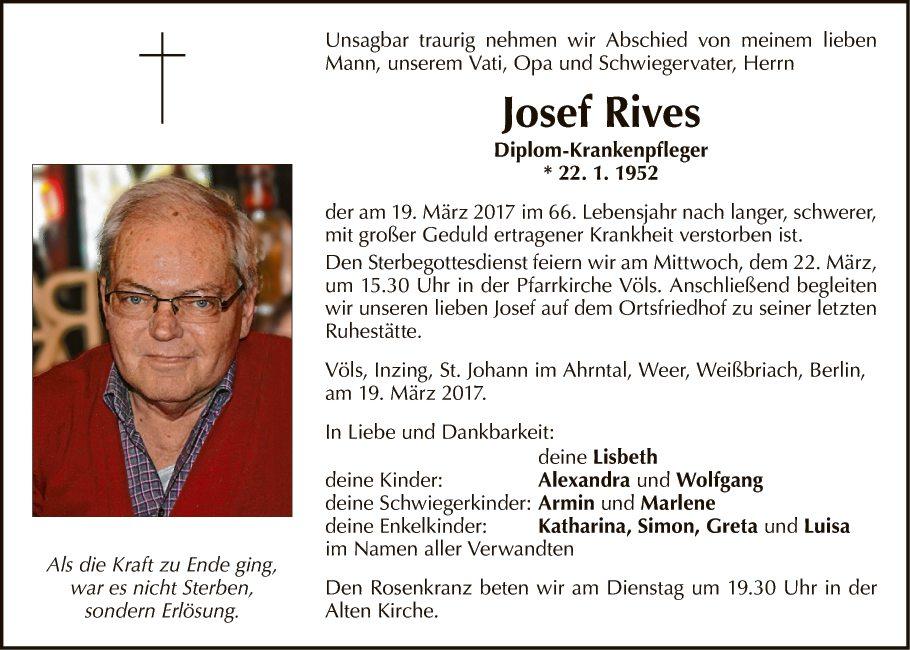 Josef Rives