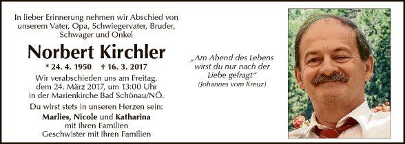 Norbert Kirchler