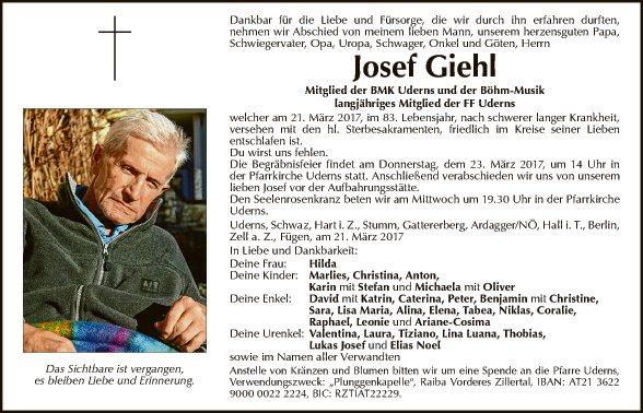 Josef Giehl