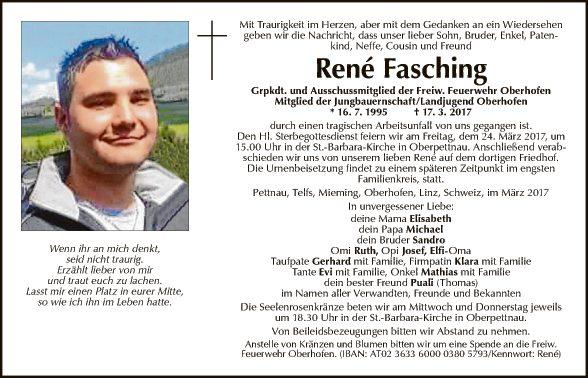 Rene Fasching