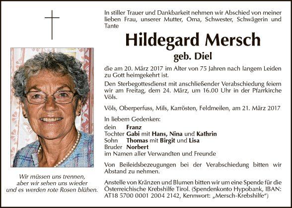 Hildegard Mersch