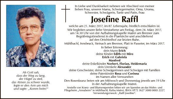Josefine Raffl