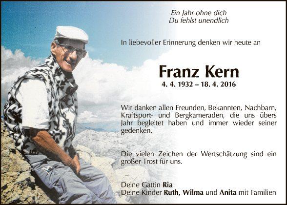 Franz Kern