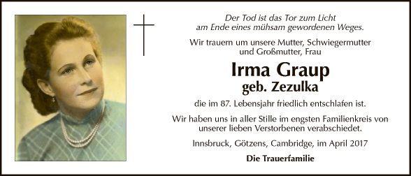 Irma Graup