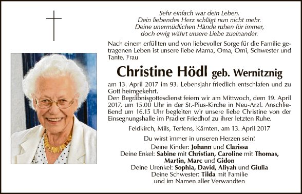 Christine Hödl