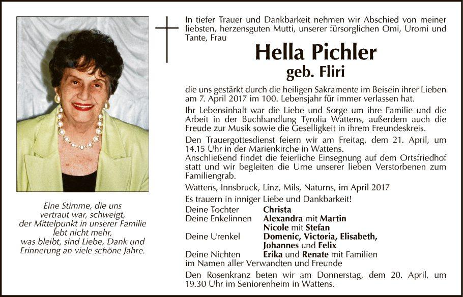 Hella Pichler