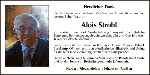 Alois Strobl