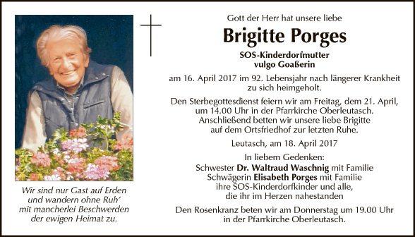 Brigitte Porges