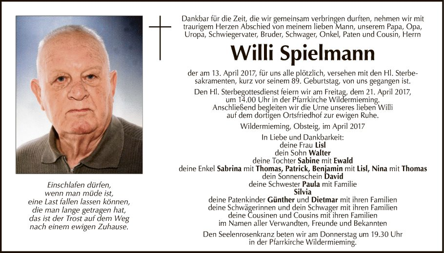 Willi Spielmann