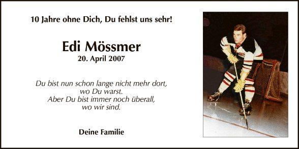 Eduard Mössmer