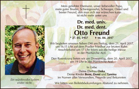 Otto Freund