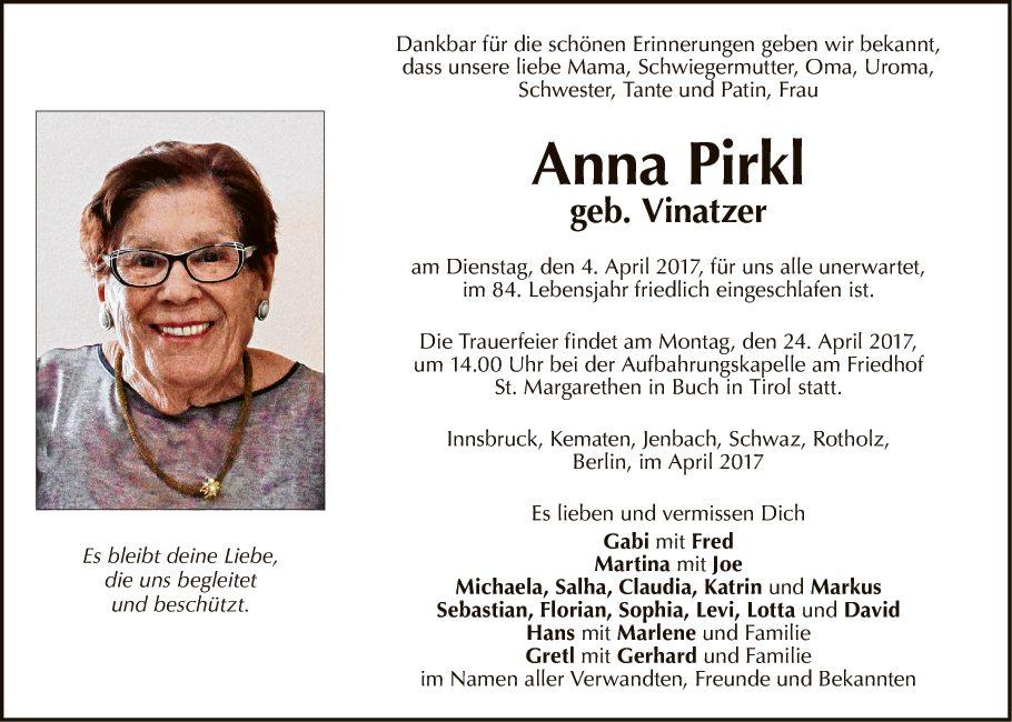 Anna Pirkl