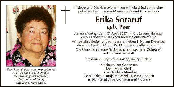 Erika Soraruf