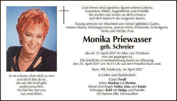 Monika Priewasser
