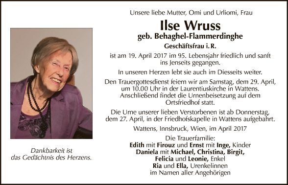 Ilse Wruss