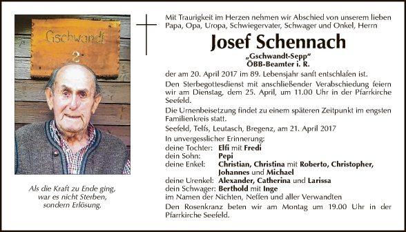 Josef Schennach