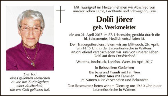 Dolfi Jörer