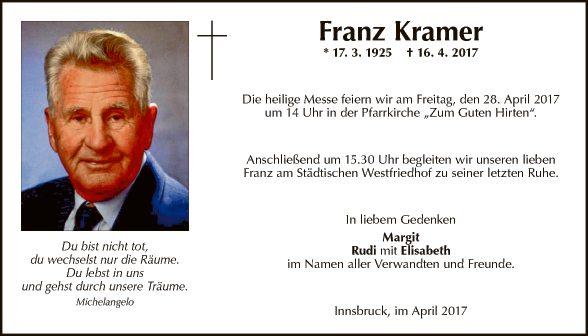 Franz Kramer
