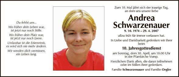 Andrea Schwarzenauer