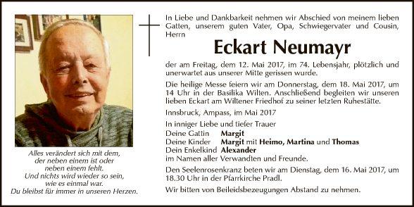 Eckart Neumayr