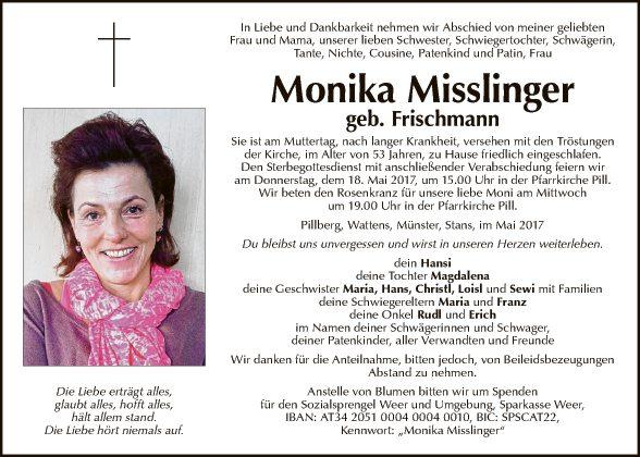 Monika Misslinger