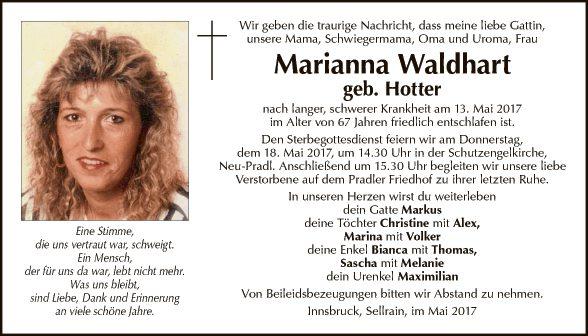 Marianna Waldhart