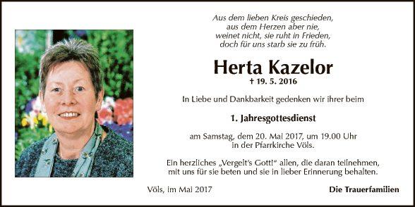Herta Kazelor