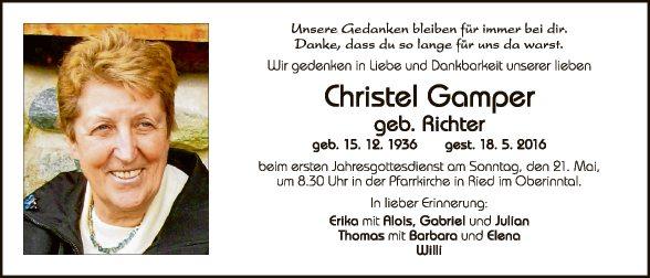 Christel Gamper