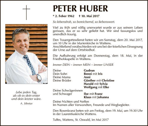 Peter Huber