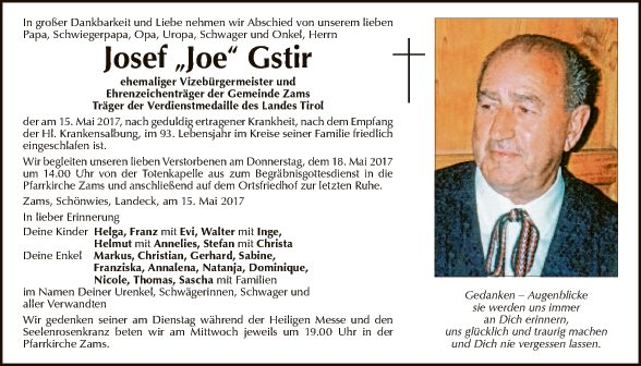 Josef Gstir