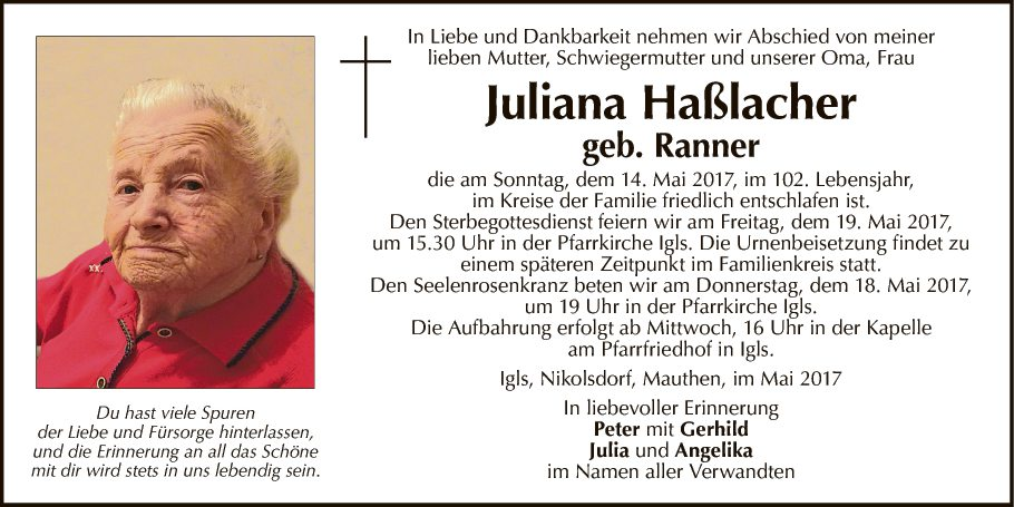 Juliana Haßlacher