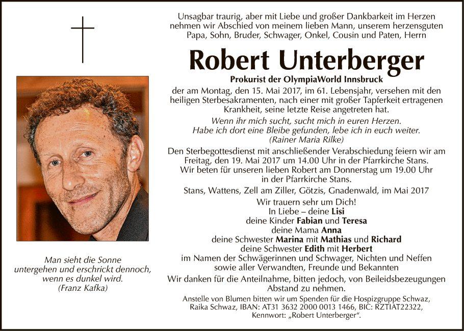 Robert Unterberger