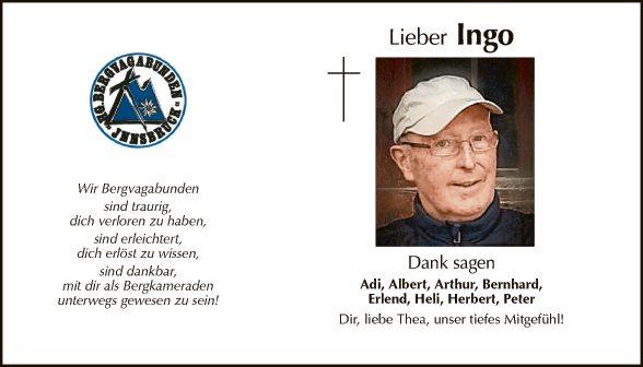 Ingo Schernthaner