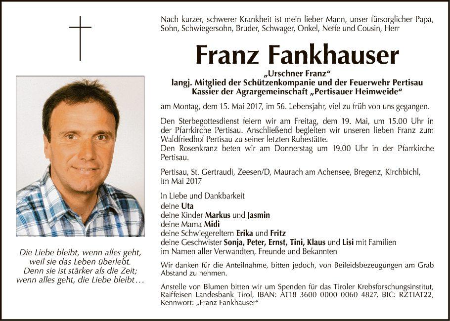 Franz Fankhauser