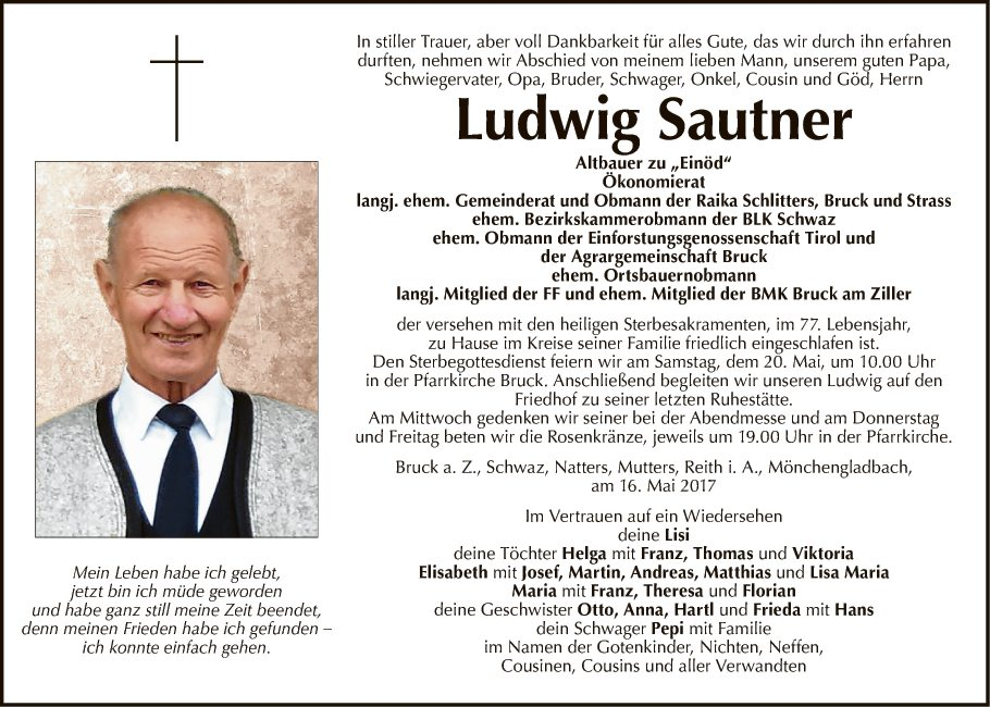 Ludwig Sautner