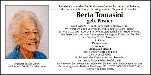 Berta Tomasini