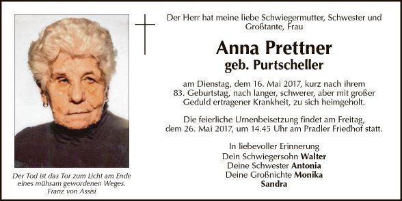 Anna Prettner