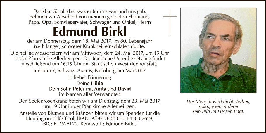 Edmund Birkl