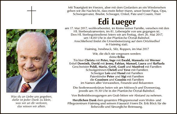 Edi Lueger